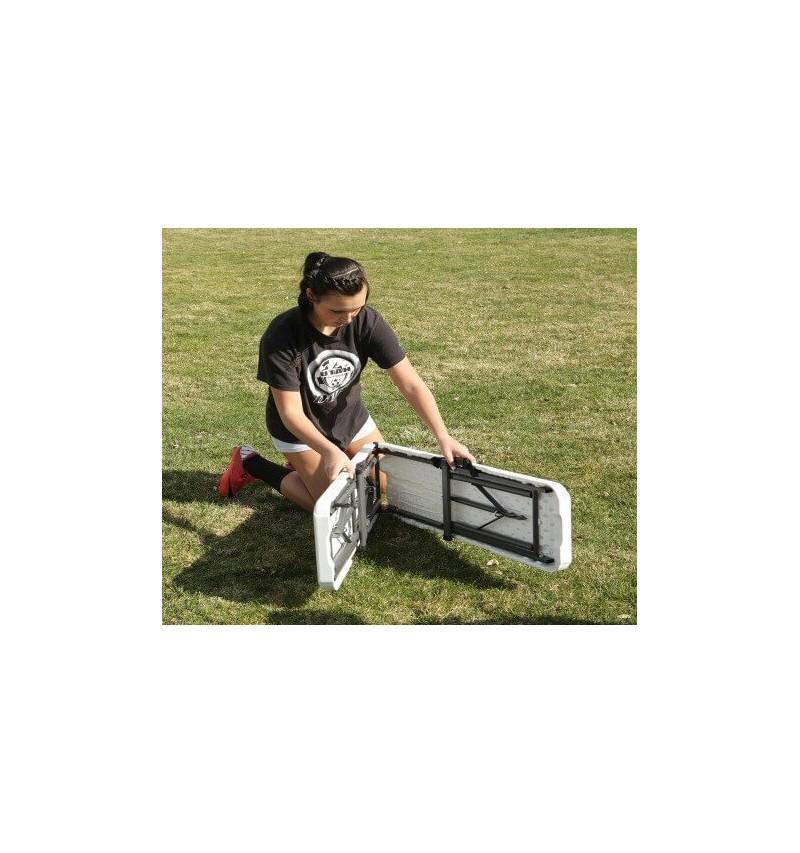 Banc valise pieds pliant 183x29cm ECO