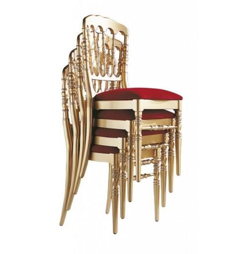 Chaise Napoléon 3 empilable M1