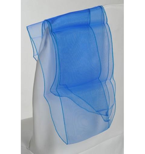 Ceinturage en Organza Bleu Marine
