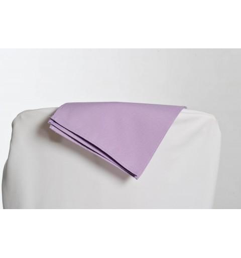 Serviette parme 100% polyester