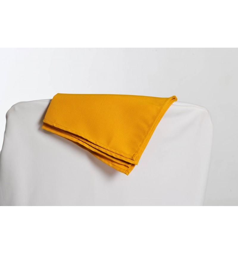 Serviette or 100% polyester