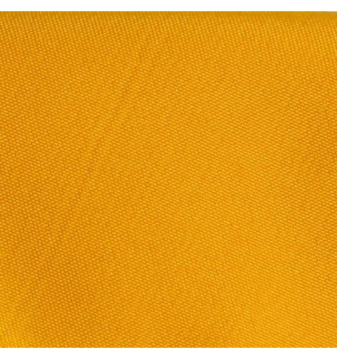 Nappe rectangulaire jaune or 100% polyester
