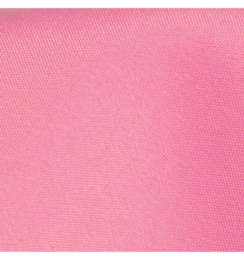 Nappe rectangulaire rose bonbon 100% polyester