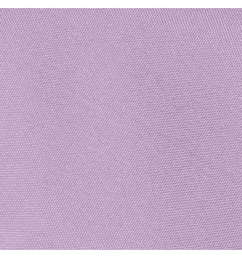 Nappe rectangulaire parme 100% polyester