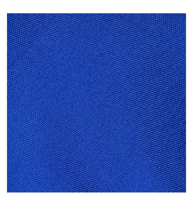 Nappe rectangulaire bleu marine 100% polyester