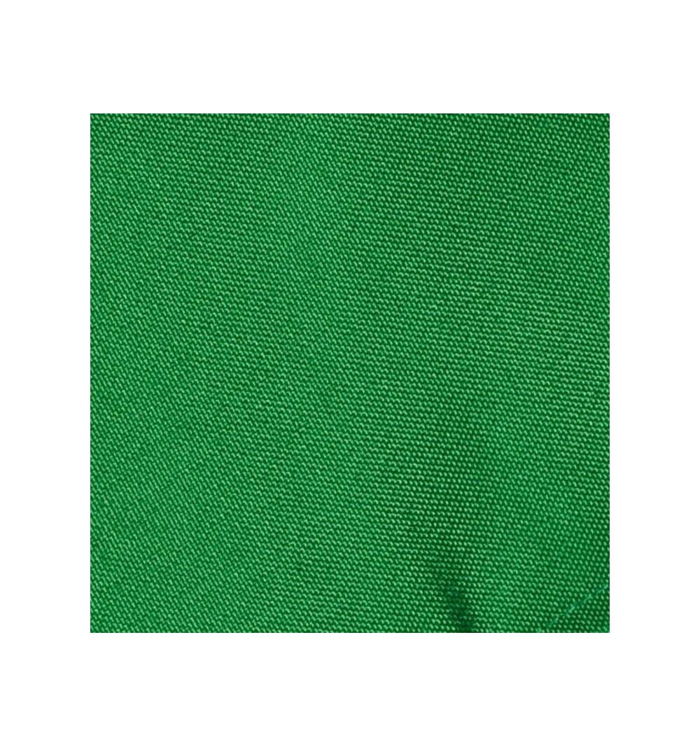 Nappe rectangulaire vert gazon 100% polyester