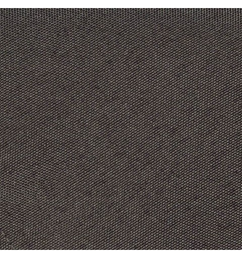 Nappe rectangulaire gris fer 100% polyester