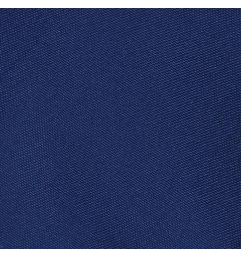 Nappe rectangulaire bleu nuit 100% polyester