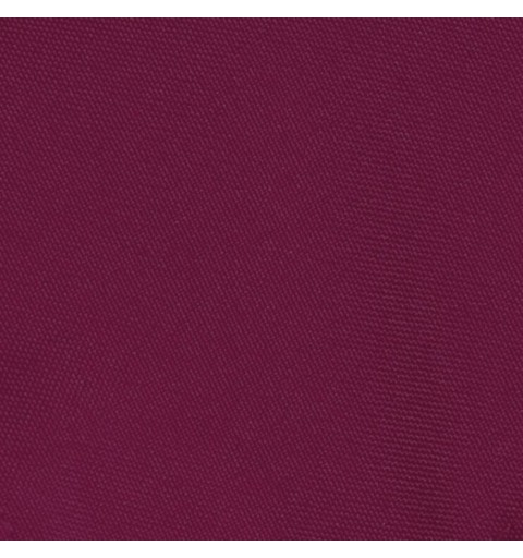 Nappe rectangulaire bordeaux 100% polyester