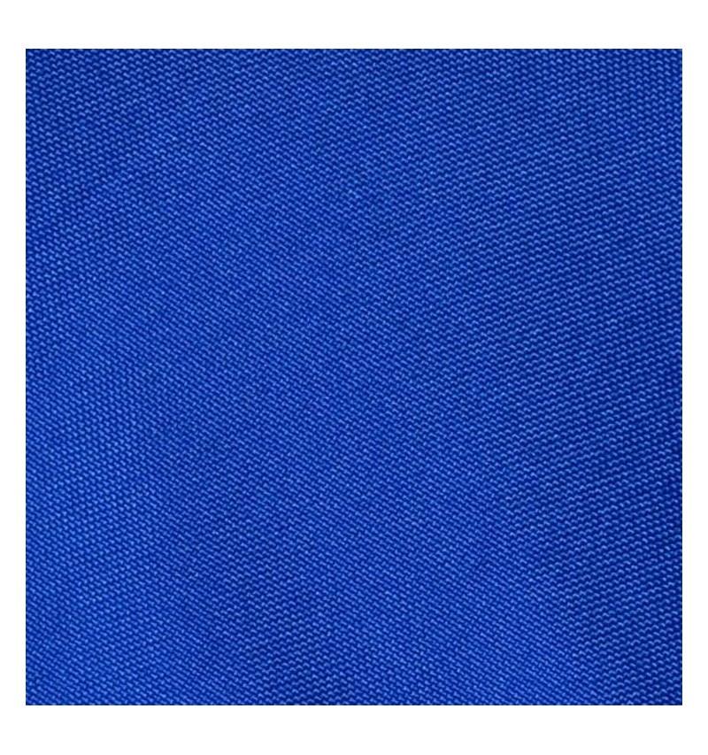 Nappe ronde bleu marine 100% polyester