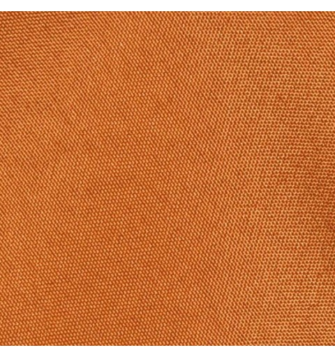 Nappe ronde caramel 100% polyester