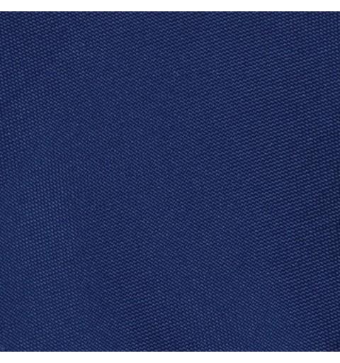 Nappe ronde bleu nuit 100% polyester