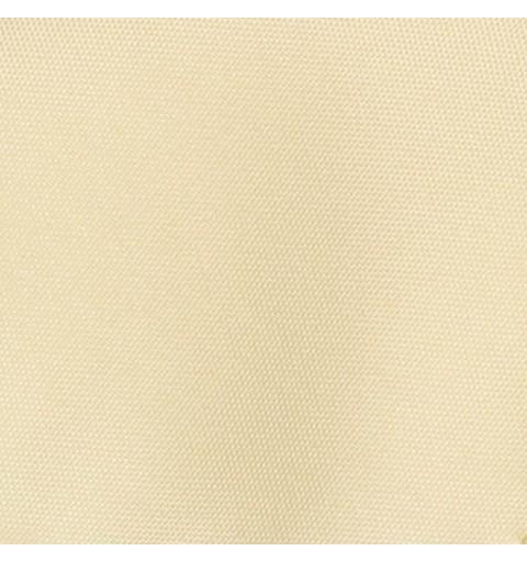 Nappe carrée ivoire 100% polyester