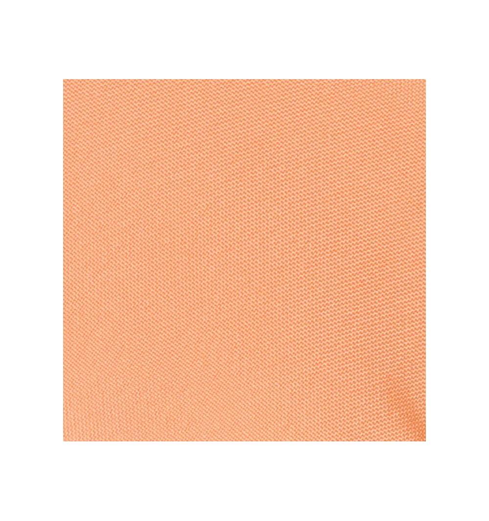 Nappe carrée saumon 100% polyester