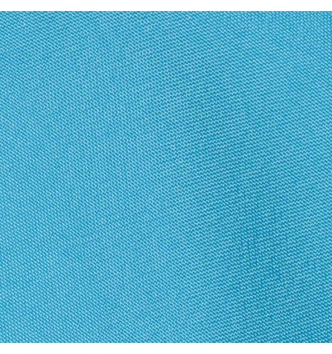 Nappe carrée bleu ciel 100% polyester