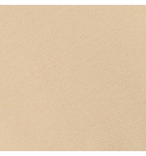 Nappe carrée beige 100% polyester