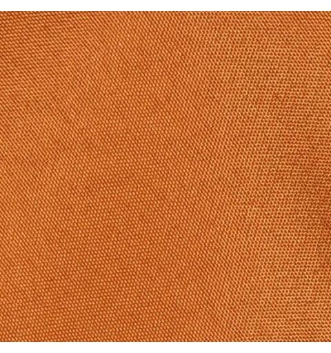 Nappe carrée caramel 100% polyester