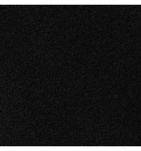 Nappe carrée noire 100% polyester