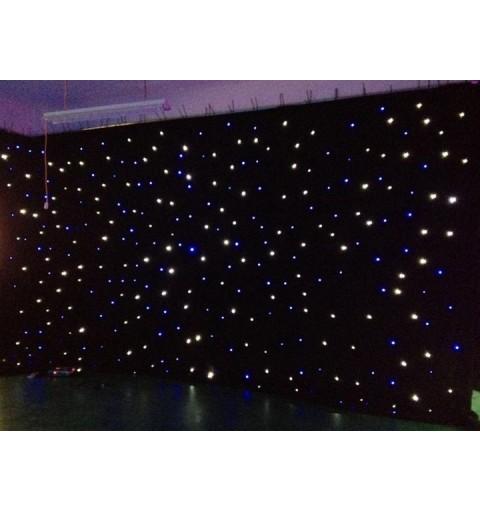 Rideau étoilé à LED