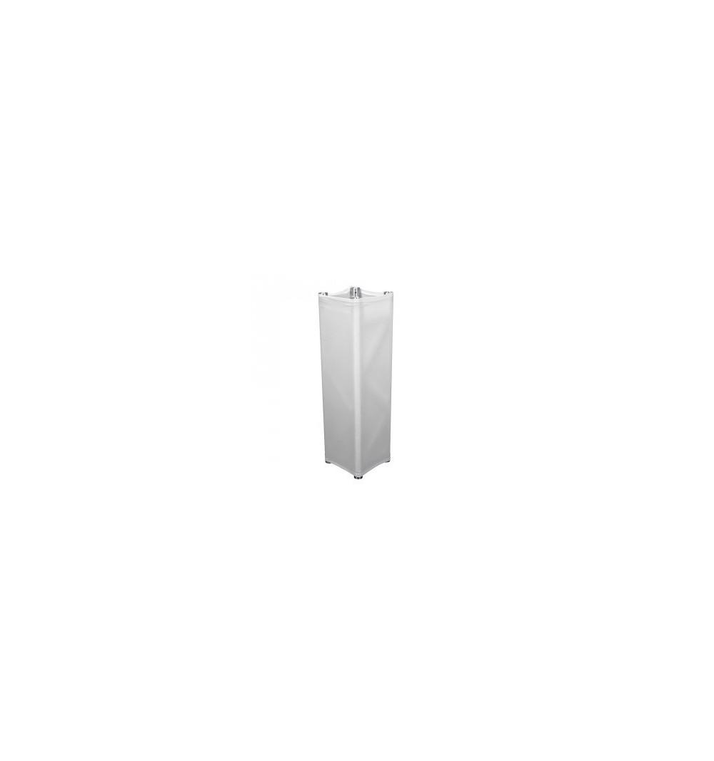 Housse lycra TRUSS carré 29cm x 1,5m Blanche