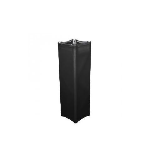 Housse lycra TRUSS carré 29cm x 1m Noire