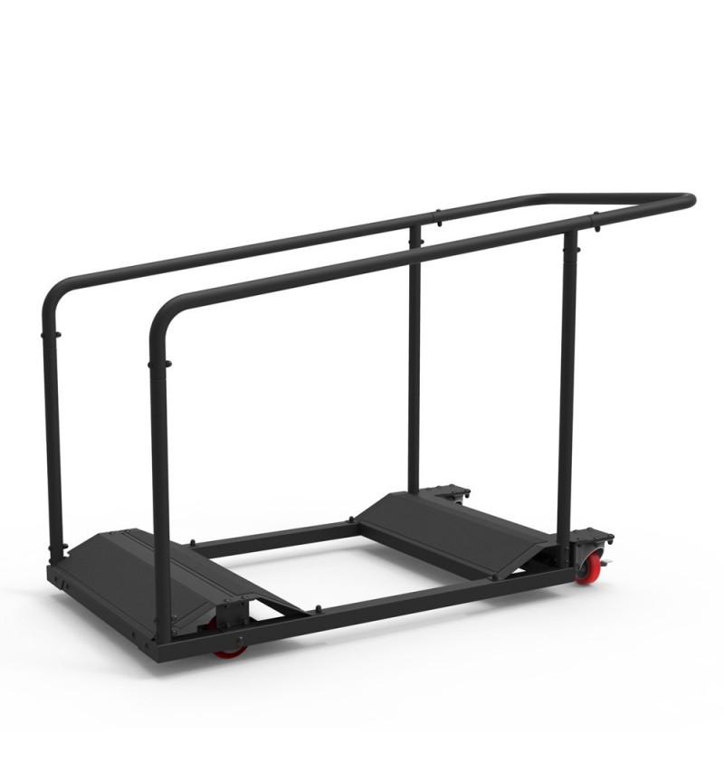 Chariot de transport pour tables