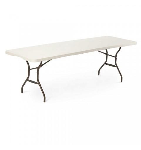 Table pliante 244x80cm