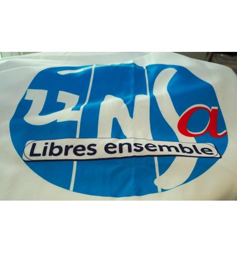 nappe imprimée personnalisée logo