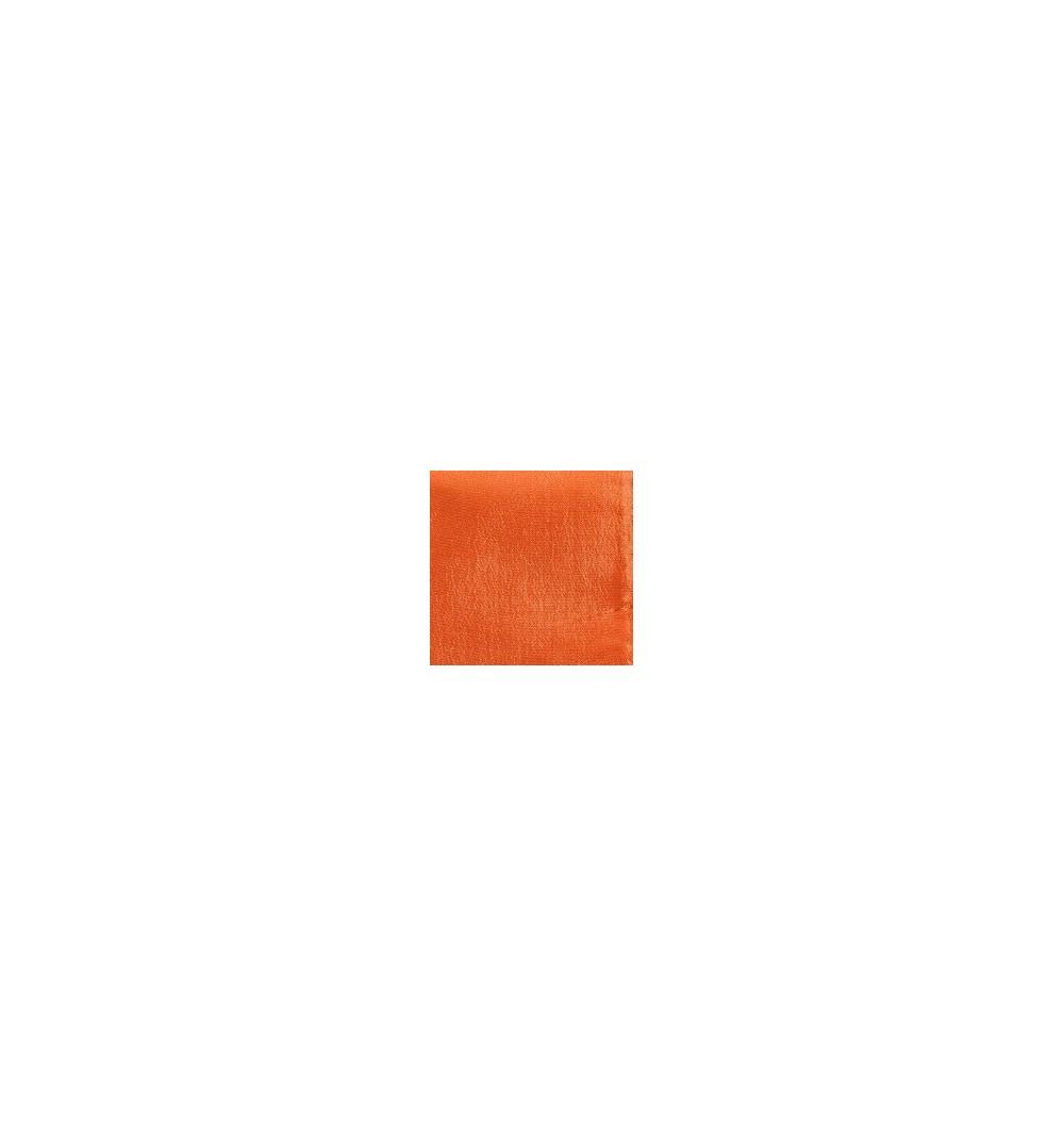 Ceinturage en Taffetas Orange
