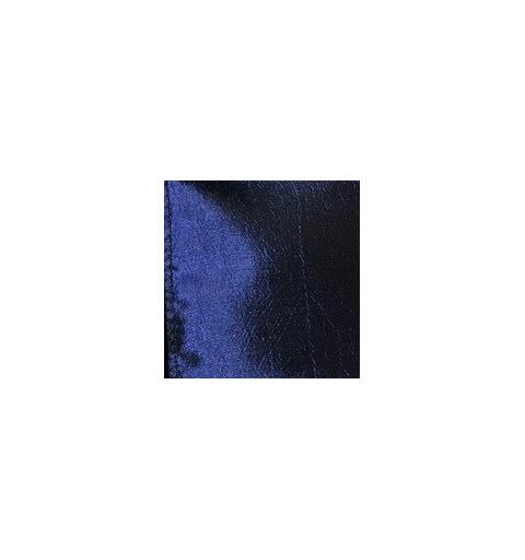 Ceinturage en Taffetas Bleu Nuit