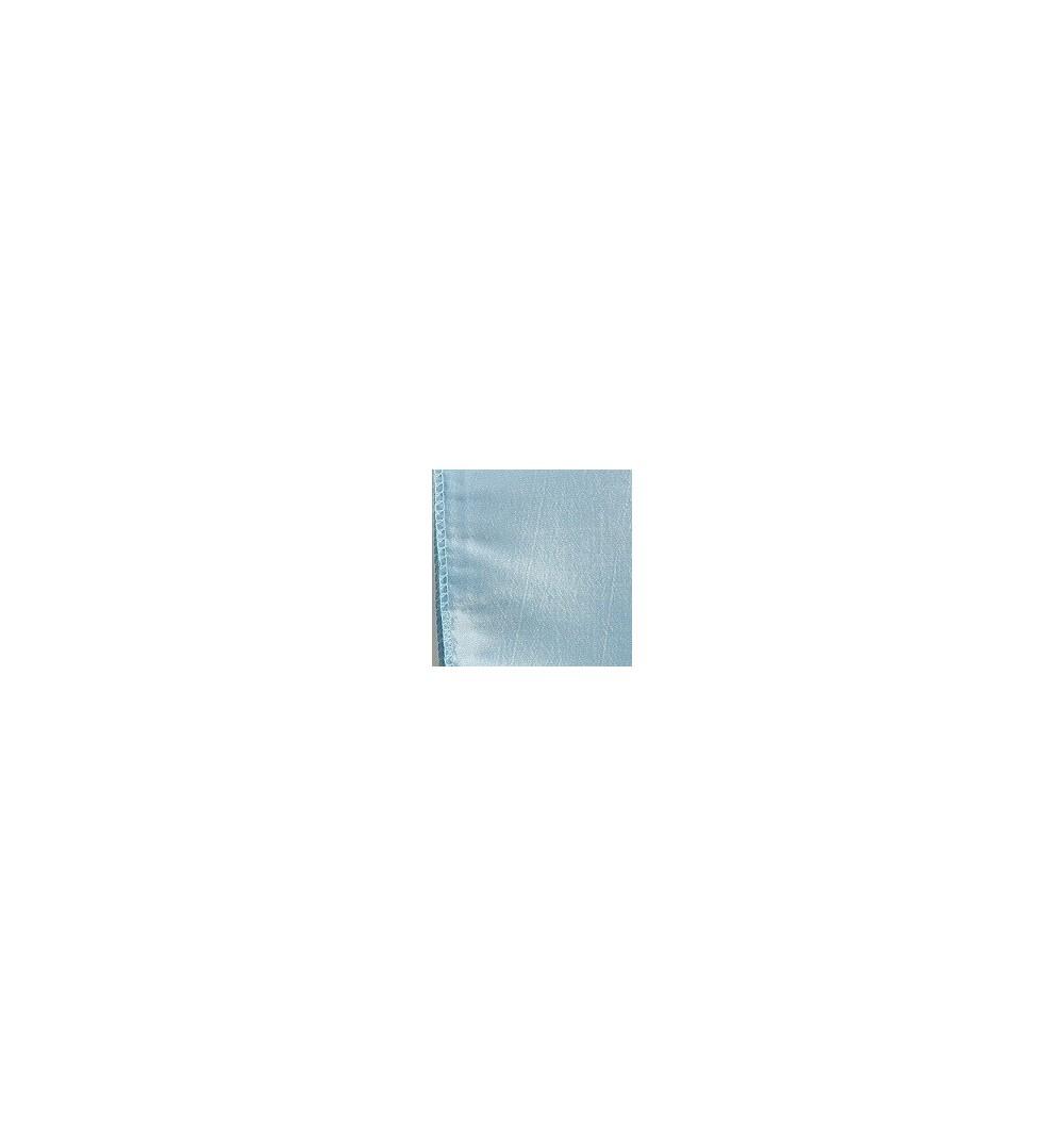 Ceinturage en Taffetas Bleu Ciel