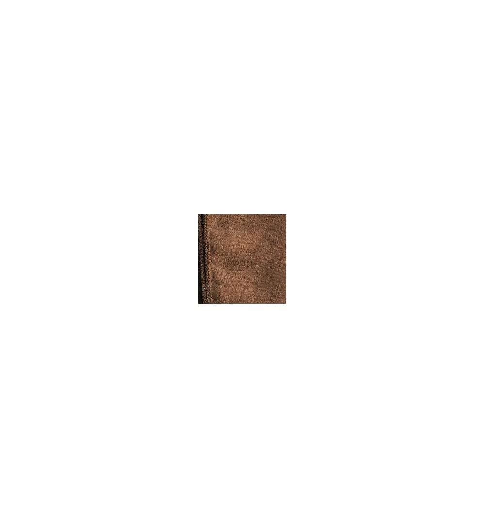 Ceinturage en Taffetas Chocolat