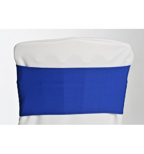 Bandeaux en lycra Bleu Marine