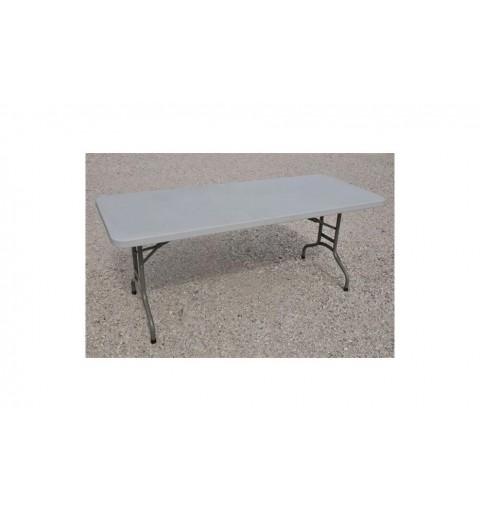 Table ECO à pieds pliants 183x80cm