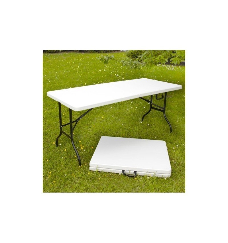 Table pliante 180x80cm