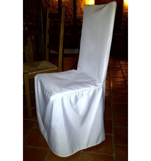Polyester standard chaise paille
