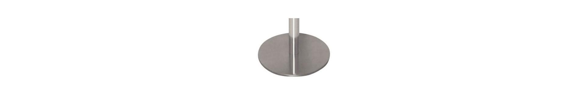 Housse pour mange-debout à 1 pied poteau central et plateau de 60 cm