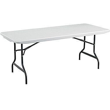 Tables à pieds pliants